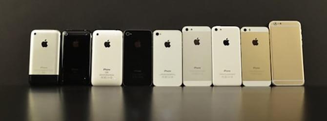 iPhone modelleri kullanım oranları