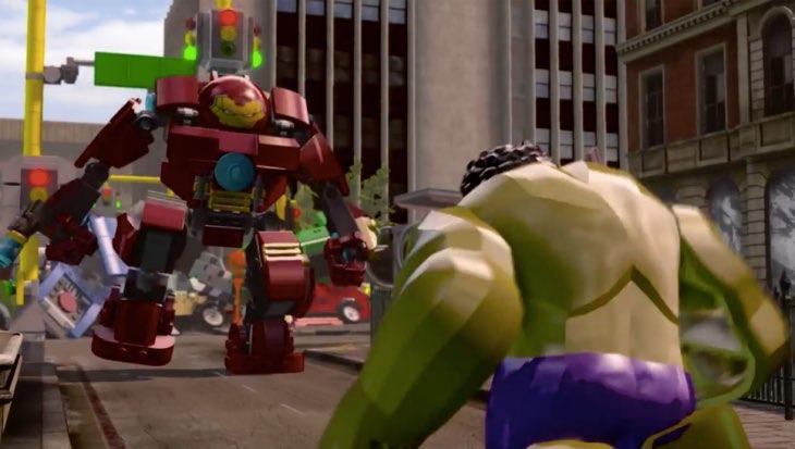 Lego Marvel's Avengers Ön İnceleme!