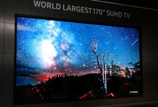 Samsung SUHD ile ev eğlencesi şekilleniyor