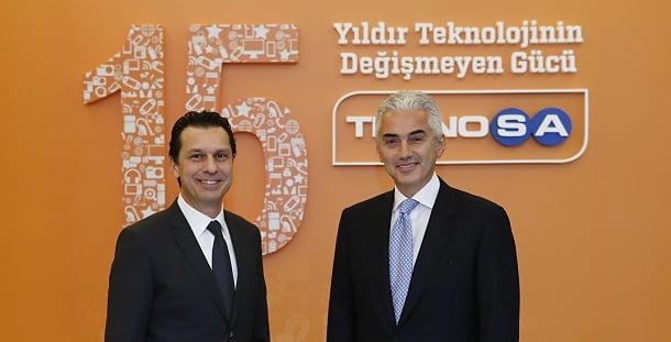 Türkiye teknoloji perakendeciliğinin lideri TeknoSA, 15 yaşında