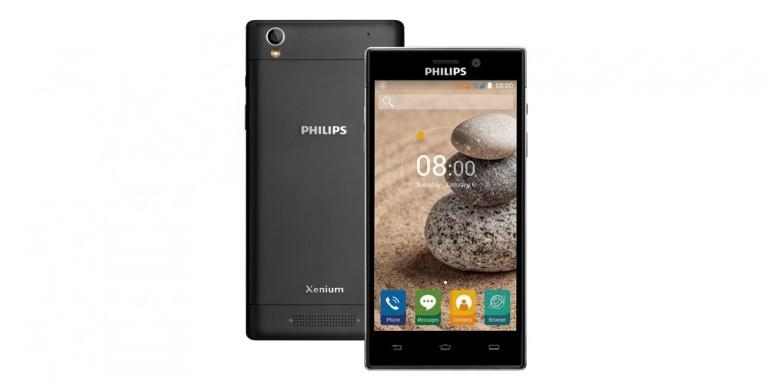 Philips Xenium V787 Avrupa'ya çıkarma yapıyor!