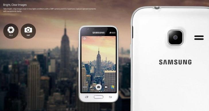 Samsung Galaxy J1 Mini'nin hangi Ülkeler'de satışa çıkacağı belli oldu!