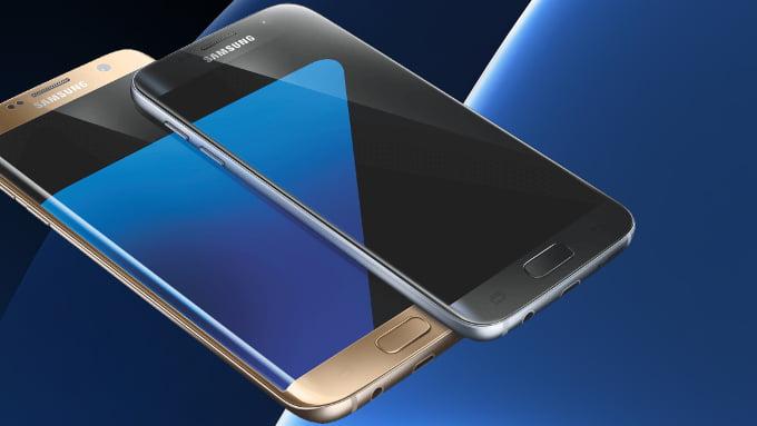 Samsung Galaxy S7 ve S7 Edge Avrupa'da Ön Siparişe çıktı!