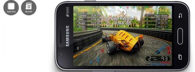 Yeni Samsung Galaxy J1 Mini duyuruldu!