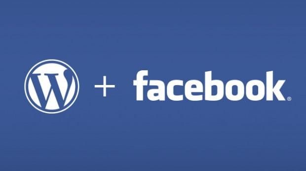 Facebook ve WordPress İş Birliği Yolda!