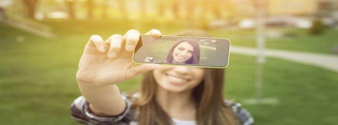 Geleceğin alışverişi selfie ile ödeme