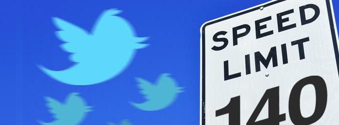 Twitter 140 karakterde kalıyor!