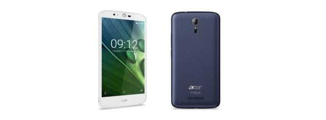 Acer Liquid Zest Plus Piyasaya Sürüldü