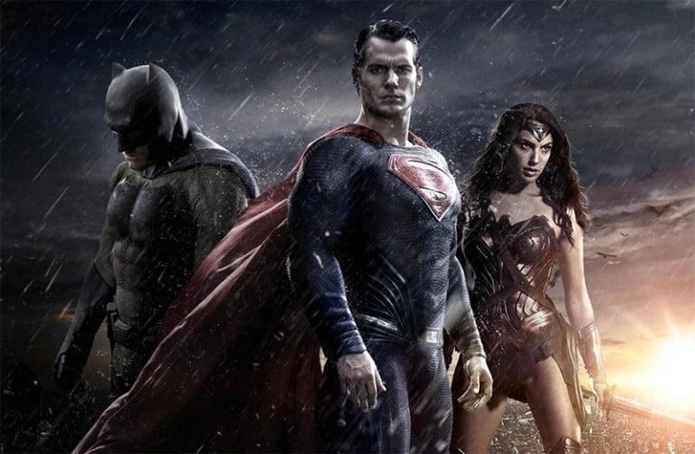 Justice League SDCC tanıtım videosu