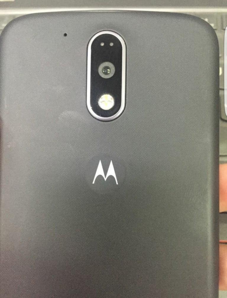 Motorola Moto G4 Plus Görücüye Çıktı!