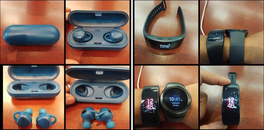 Samsung Gear Fit 2 görüntüleri basına sızdı!