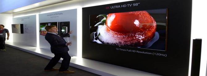 İlk 8K TV yayını Ağustos ayında gerçekleşecek