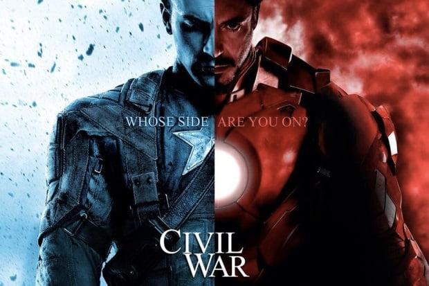 Captain America: Civil War, 1.3 Milyar Doları Aştı!