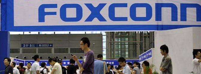 Foxconn'a, Apple iPhone Hırsızlığı Suçlaması!