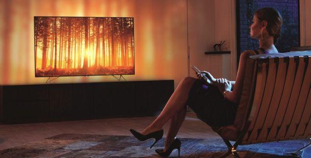 Philips ışığın büyülü dünyasını evlere taşıyacak