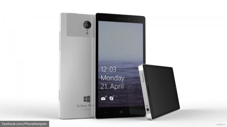 Microsoft Yeni Bir Telefon Mu Geliştiriyor?