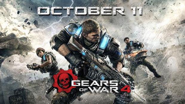 Gears O. War 4'ün İdeal Gereksinimleri İnanılmaz!