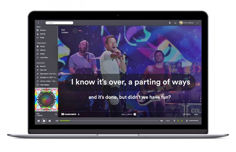 Spotify Karaoke İşine de El Attı!
