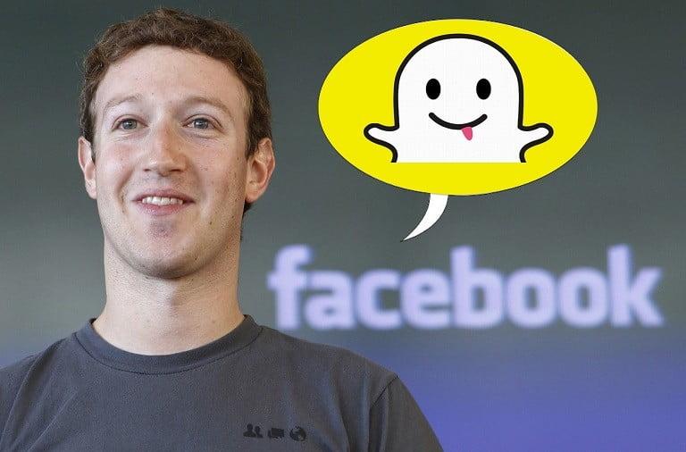 Facebook, Snapchat'in özelliğini çaldı!