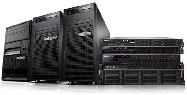 Lenovo, Microsoft'un büyük sunucu tedarikçilerinden biri oldu