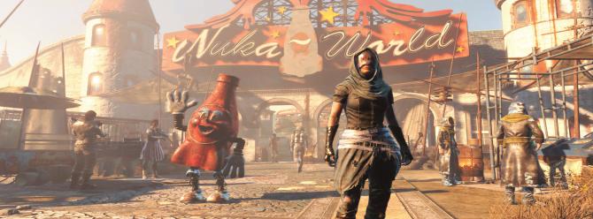 Fallout 4 için yeni DLC duyuruldu