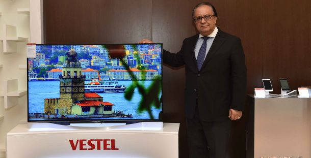Vestel: Toshiba'nın Televizyon Bölümünü Alabiriz