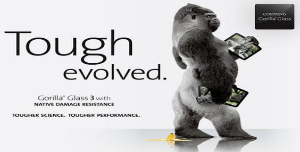 Gorilla Glass, giyilebilir cihazlar konusunda adım atmaya hazırlanıyor