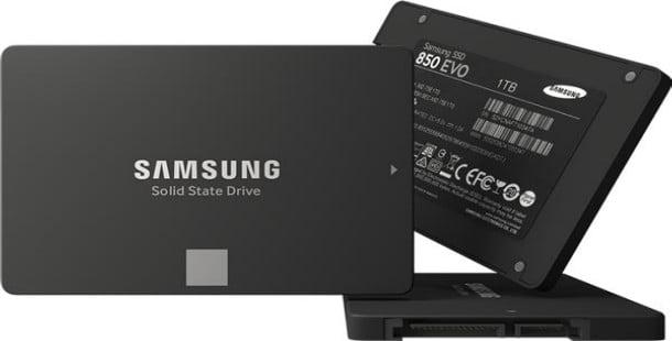 Samsung, SSD teknolojilerine yatırım yapıyor
