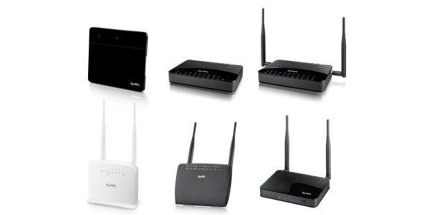 En yeni modem teknolojileri ilk önce ZyXEL'de