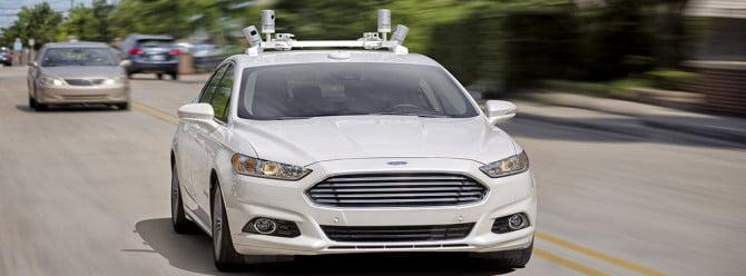 Ford ve Baidu ortak oldu