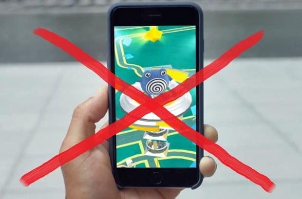 Pokemon GO, Seks Suçlularına Yasak!
