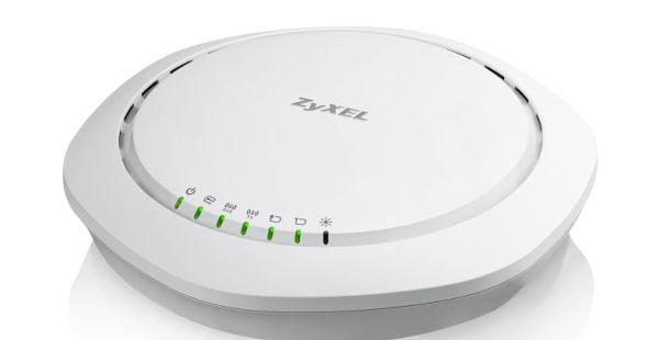 ZyXEL'in akıllı anten teknolojisi tescillendi
