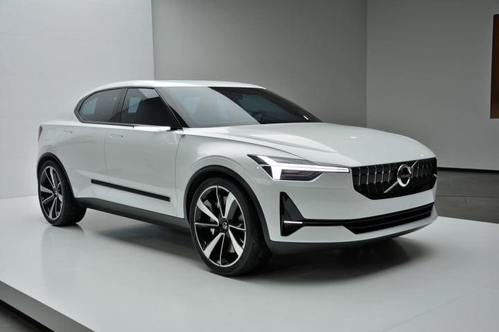 Volvo, Küçük Otomobilleri Yeniden İnşa Ediyor!