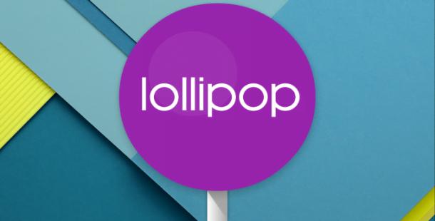 Android dünyasına Lollipop sürümü damga vurdu