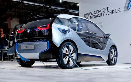 BMW i3, 'Altın Direksiyon' Ödülünü Kaptı!
