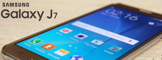 Samsung Galaxy J7 (2017) görüldü!