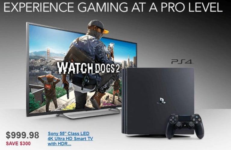 Sony Taarruza Geçti: PS4 Pro Uyumlu Televizyonlar!