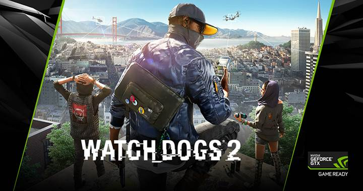 Watch Dogs 2'yi Ücretsiz Deneme Şansı