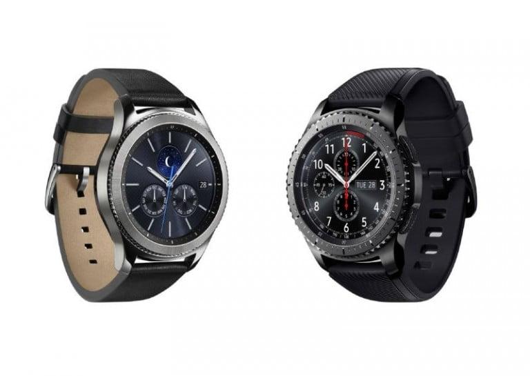 Samsung IFA 2017'de Bir Akıllı Saat Daha Tanıtacak