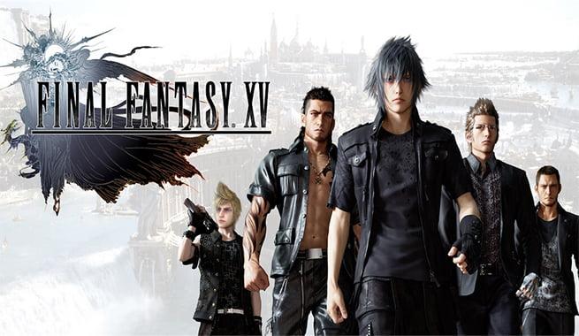 Final Fantasy XV'in Yılbaşı Paketi Detayları Ortaya Çıktı