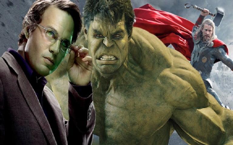 "Hulk, ""Nihayet"" Thor'a Karşı!"