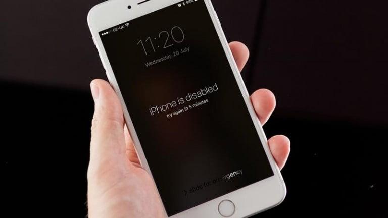 İPhone Kilidini Kırdı Yöntemi Açıkladı