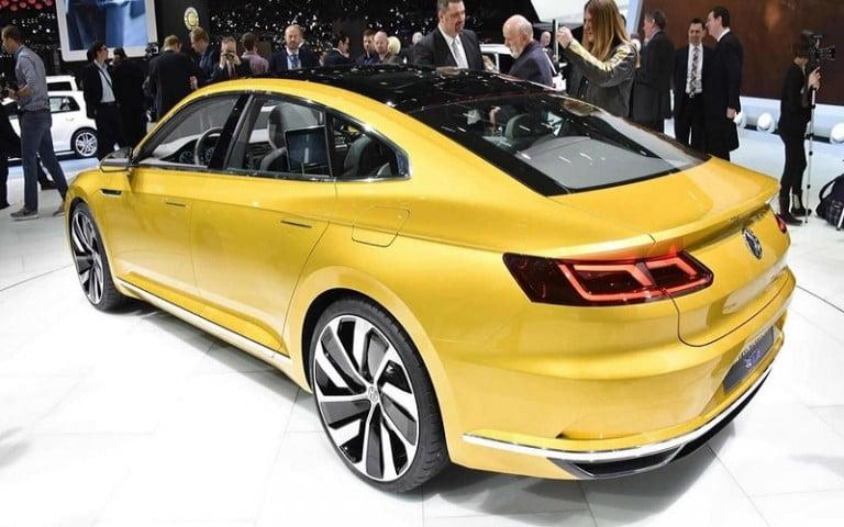 Yeni VW Arteon Göz Kamaştırıyor!