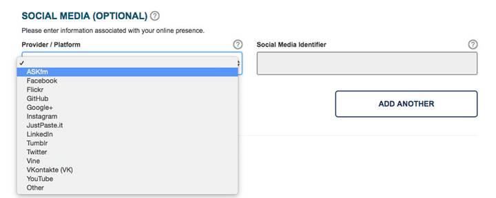 ABD'ye Giderken Sosyal Medya Hesaplarınızı Bildirmelisiniz