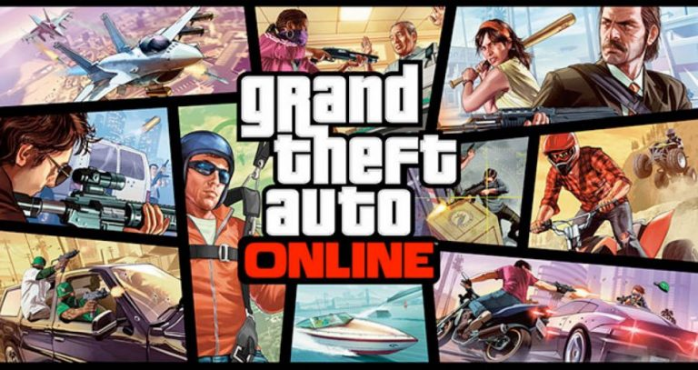 GTA online büyük harita güncellemesi