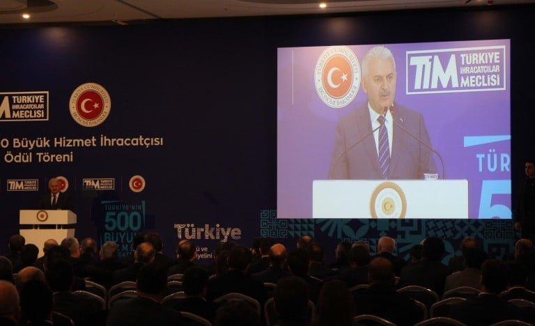 Başbakan: Crytek Türkiye'ye 500 Milyon Dolar Yatırım Öngörüyor