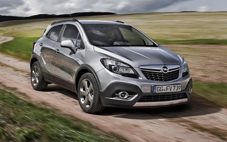 Opel Mokka X'den Rakiplerine Gözdağı!
