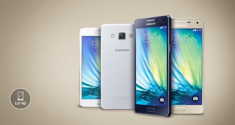 Samsung Galaxy A5 Performans Testinde Görüldü