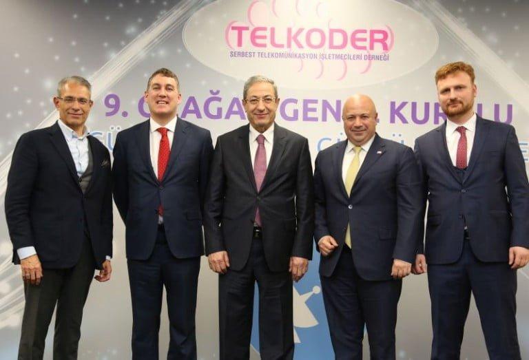 Türk Telekom, Turkcell, Vodafone ve Türksat bu toplantıda bir araya geldi
