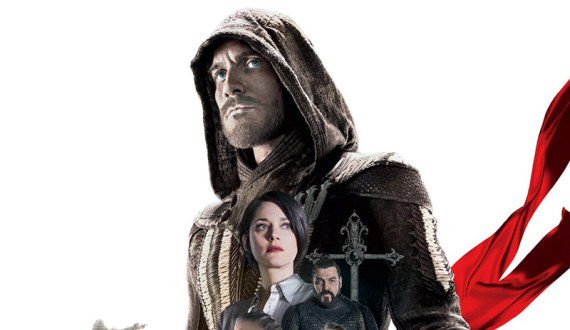 Assassin's Creed Filminden Yeni Fragman